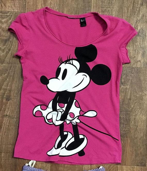 Vintage Minnie Mouse Tee | Retro Disney Tee | 80s Style | Vintage Clothing