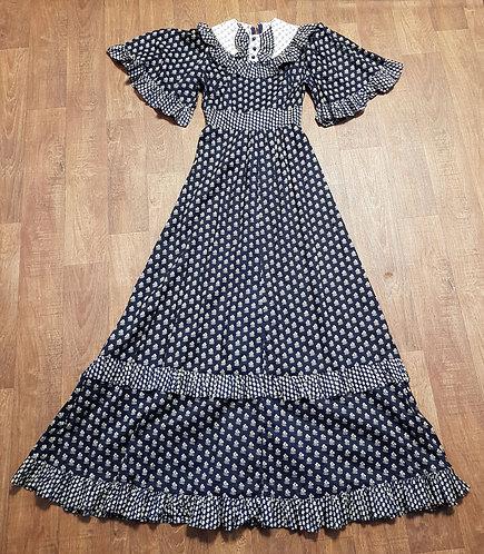 Vintage Dresses | Vintage Dress | Boho Clothing | 1970s Fashion