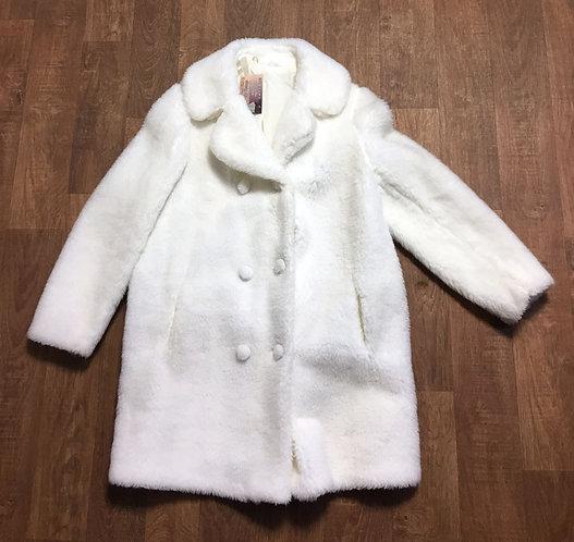 Vintage Coat | 70s Faux Fur Coat | Vintage Clothing | 70s Style
