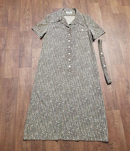 Vintage Dresses | 1970s Jaeger Dress | Vintage Clothing | Vintage Fashion