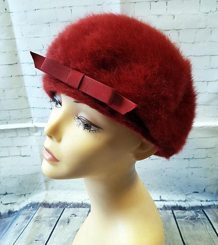 Vintage Beret | 1960s Kangol Hat | Unique Vintage | Preloved UK