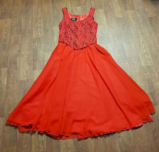 Vintage Dress | 1980s Evening Dress | Vintage Clothing | 80s Style