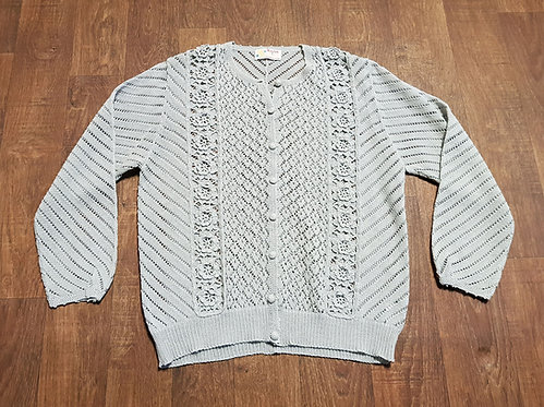 Vintage Jumper | 1970s Crochet Top | Vintage Clothing | 70s Fashion
