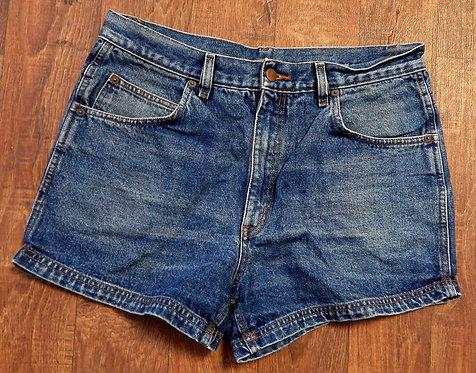 Vintage Denim Shorts   Vintage Shorts   Retro Clothing   80s Style