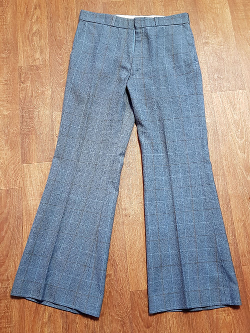 Mens Trousers | Vintage Flares | Mens Clothing | Vintage Clothing