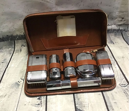 Mens Grooming Kit | Mens Vintage Collectables | 1940s Collectables | Second Hand