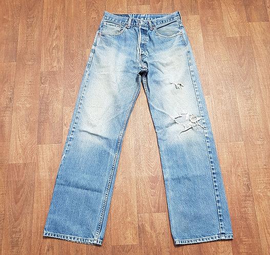 Mens Jeans | Vintage Levi Jeans | Vintage Clothing | Eco Friendly