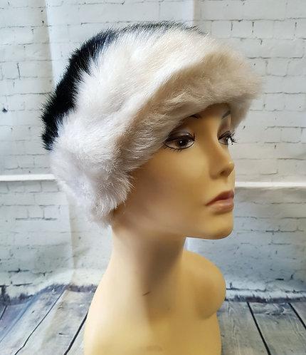 Vintage Hat | 1960s Faux Fur Hat | Retro Hats | Vintage Style