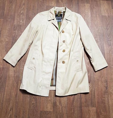 Mens Clothing | Mens Jacket | Vintage Grenfell Jacket | Unique Vintage