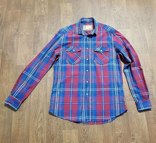 Mens Barbour Shirt | Retro Clothing | Mens Shirt | Eco Friendly