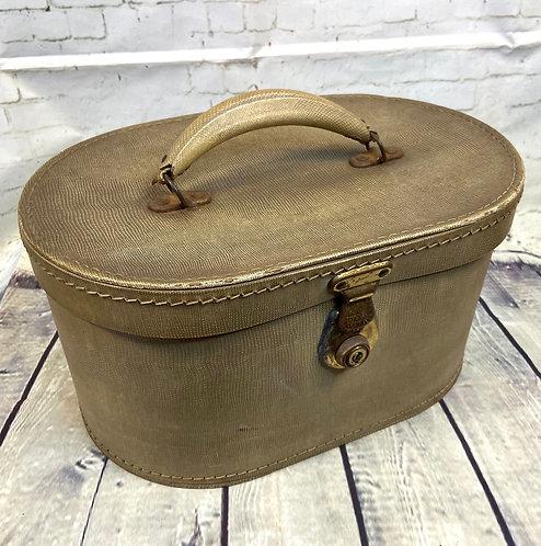 Vintage Travel Case | 1950s Tap Shoes | Unique Vintage | Vintage Style