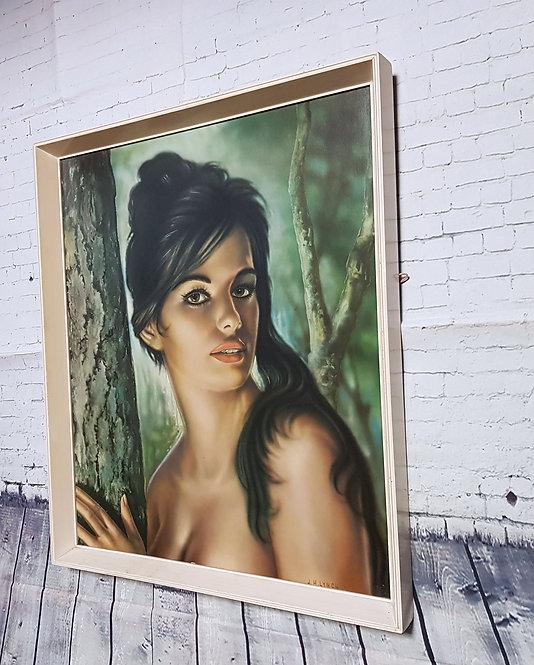Vintage Framed Print | Retro Homeware | Vintage Collectables | Vintage Shop