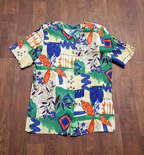 Vintage Shirt | 1990s Shirt | Vintage Clothing | 90s Fashion