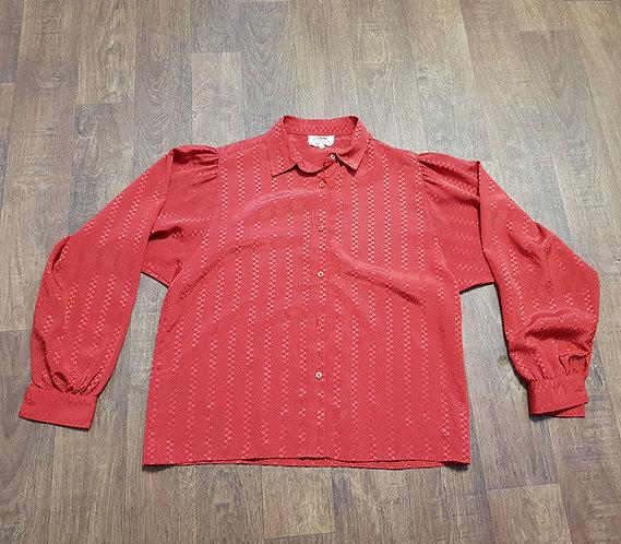 Vintage Blouse | 1970s Shirt | Vintage Clothing | Vintage Fashion