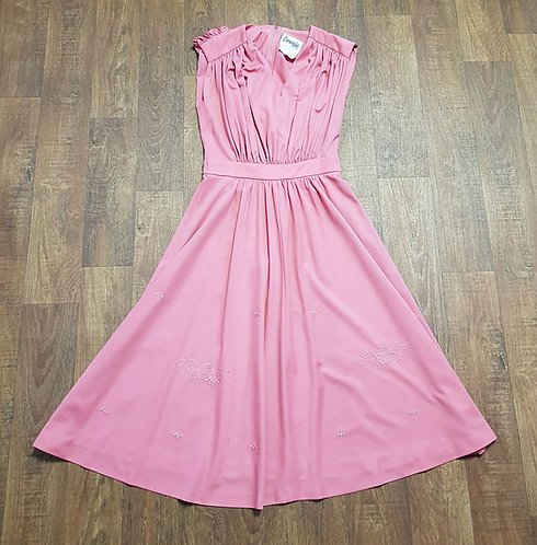 Vintage Dresses | 1970s Carnegie Dress | Vintage Clothing | Preloved UK