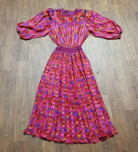 Vintage Dresses | Vintage Diane Freis Dress | Vintage Clothing | Eco Friendly
