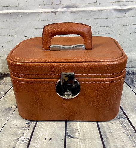 Vintage Vanity Case   Unique Vintage   1970s Vanity Case   Vintage Style
