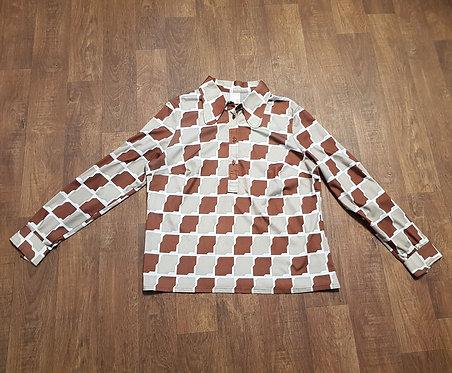 Vintage Shirt   Vintage Blouse   Vintage Clothing   Eco Friendly
