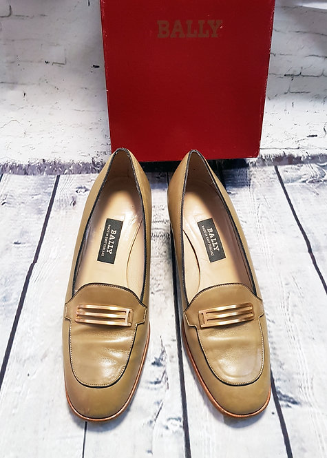 Vintage Shoes | Vintage Bally Shoes | Vintage Store | 70s Style