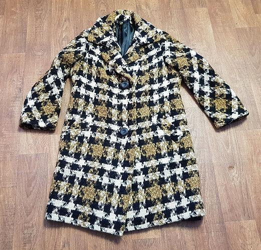 Vintage Coat | 1960s Coat | 60s Fashion | Vintage Clothing