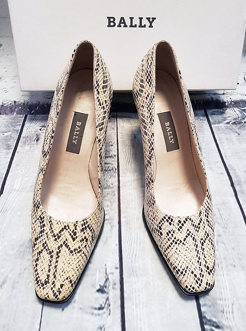 Vintage Shoes | Vintage Bally Shoes | 1970s Shoes | 70s Style