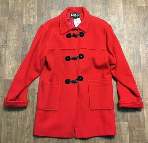 Vintage Coat | 1960s Duffle Coat | Vintage Clothing | 60s Fashion