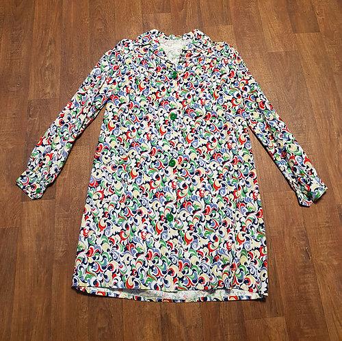 Vintage Dresses | 1940s Horrockses Dress | Vintage Clothing | CC41 Dress