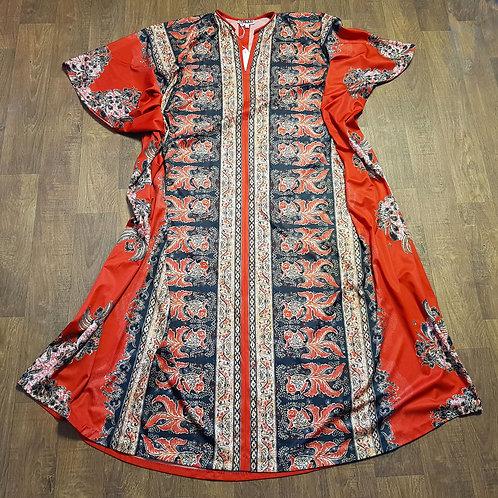 Vintage Kaftan | 1970s Kaftan | Unique Vintage | Vintage Clothing