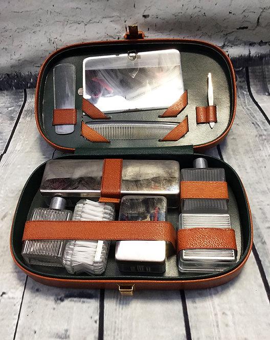 Vintage Gifts | Mens Vintage Grooming Set | Mens Gift Ideas | 1950s Grooming Set