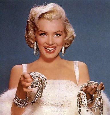 50s Jewelry | 50s Style | Marilyn Monroe
