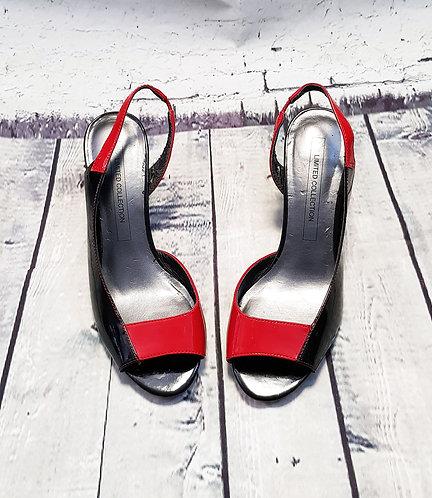 Vintage Shoes | 1980s Shoes | Vintage Kitten Heels | Retro Shoes