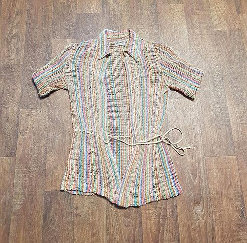 Vintage Cardigan   Designer Vintage   Vintage Missoni Knit   Vintage Clothing
