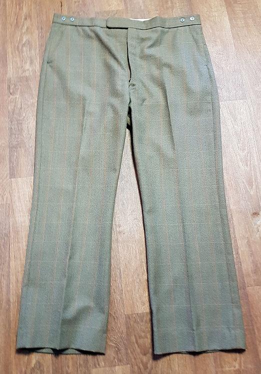 Mens Slacks   Mens Trousers   Vintage Tweed Trousers   Menswear