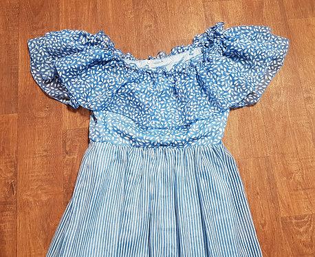 Vintage Dress | 1970s Dress | Boho | Second Hand
