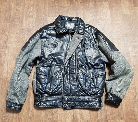 Mens Jackets | Vintage Clothing | Vintage Leather Jacket | Menswear