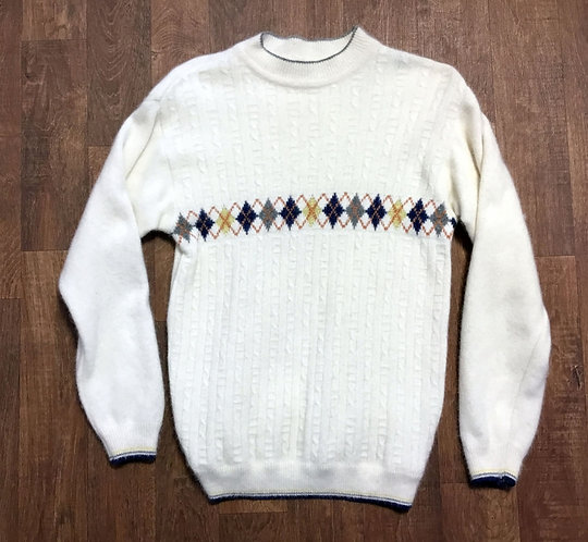 Vintage Jumper | 1970s Cashmere Jumper | 70s Fashion | Vintage Clothing