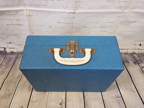 1950s Picnic Set | Brexton Picnic Hamper | Unique Vintage | 1950s Collectables