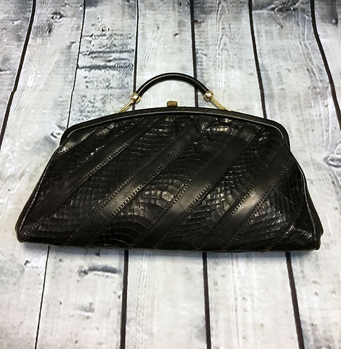 Vintage Handbag   Vintage Jane Shilton Bag   1960s Handbags   Preloved UK