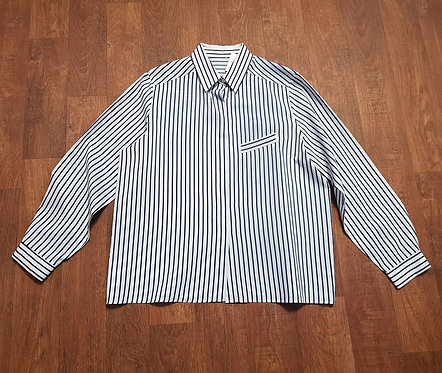 Vintage Shirt | 1980s Blouse | Vintage Clothing | 1980s Fashion