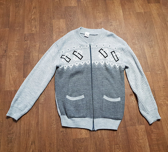 Vintage Cardigan | Vintage Clothing | Mens Cardigan | Unique Vintage