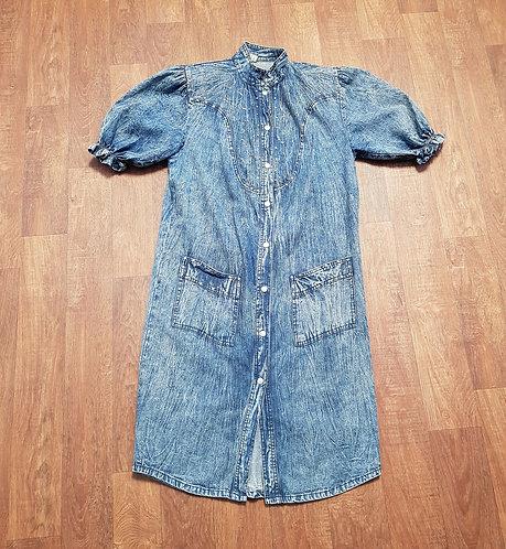 Vintage Dresses | 1980s Dresses | Vintage Clothing | Denim Dresses