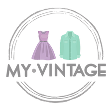 My Vintage Logo - Vintage Clothing UK, Vintage Clothing Stores