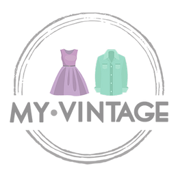 Vintage Clothing UK, Vintage Clothing Stores - My Vintage Logo