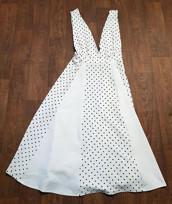Vintage Dresses | Polka Dot Dress | 1970s Dress | Vintage Clothing
