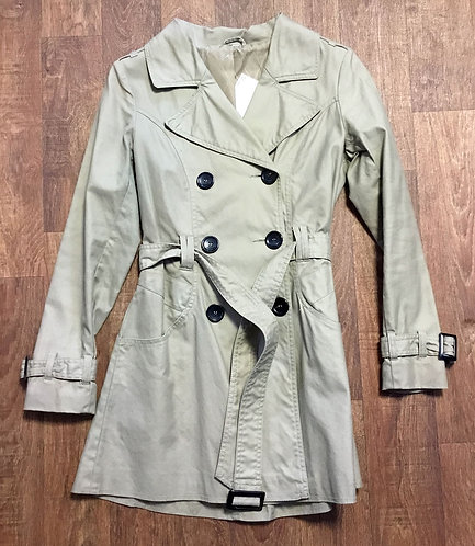 Vintage Trench Coat | Vintage Mac | Vintage Clothing | 80s Fashion