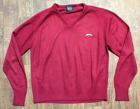 Mens Jumper | Vintage Slazenger Jumper | Mens Clothing | Menswear