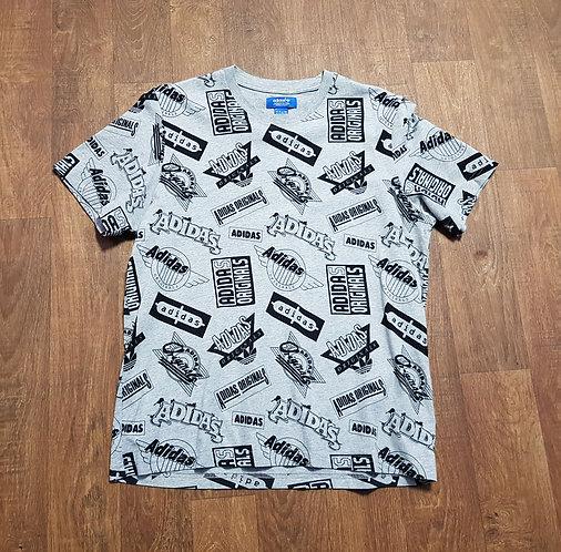 Vintage Adidas Tee | Retro Adidas T-Shirt | Vintage Clothing | Menswear