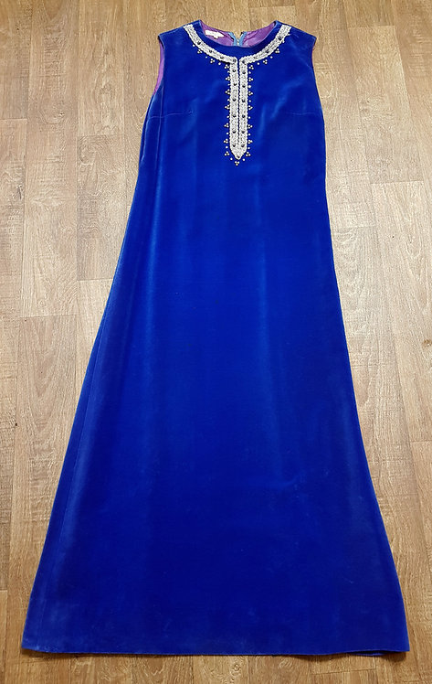 Vintage Dress | 1960s Evening Dress | 60s Style | Vintage Clothing