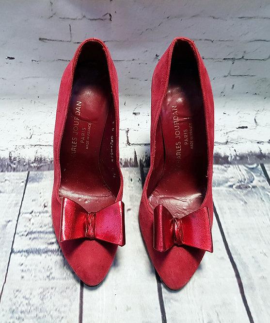 Vintage Shoes | Designer Shoes | Vintage Charles Jourdan Shoes | Vintage Shop