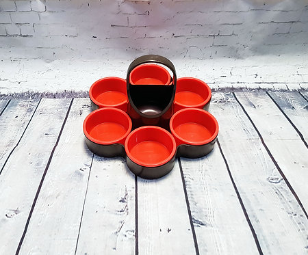 Vintage Serving Tray | 1960s Homeware | Retro Collectables | Vintage Partyware